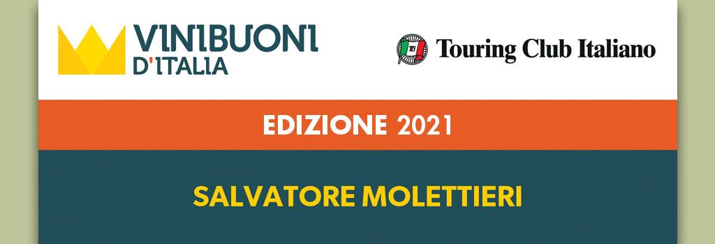 VINIBUONI Guide of Italy – Edition 2021