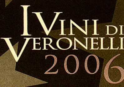 "I Vini di Veronelli: 3 stelle a Taurasi DOCG ""Vigna Cinque Querce"" 2001"