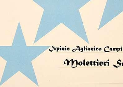 "I Vini di Veronell: 3 Stelle a Irpinia DOC ""Cinque Querce"" Campi Taurasini 2006"