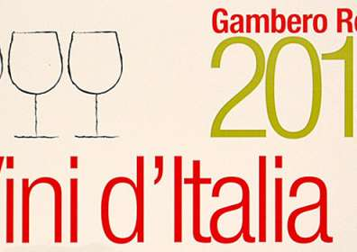 Vini d'Italia Gambero Rosso: 3 Bicchieri a Taurasi DOCG Renonno 2008