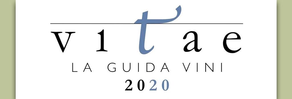 Premio guida VITAE La Guida Vini 2020