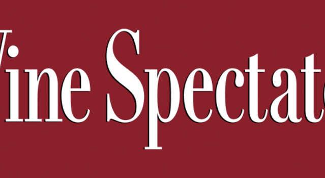 Riconoscimento Wine Spectator 2019