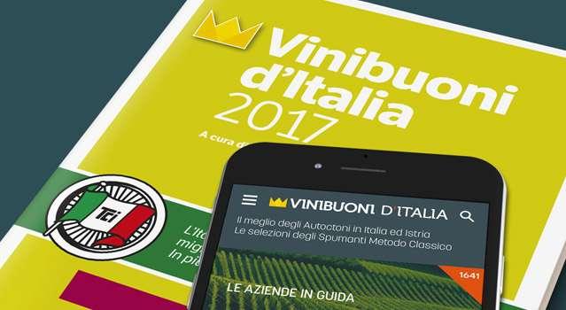 I Vinibuoni d'Italia 2017 a cura di Mario Busso